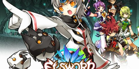 Elsword Indonesia game MMROPG