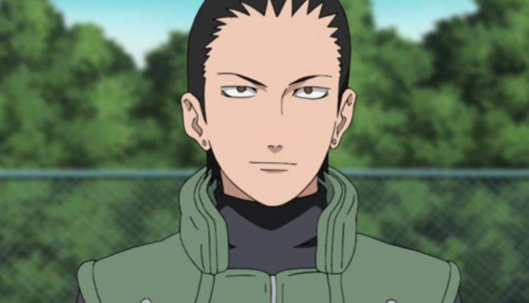 Shikamaru Nara – Naruto