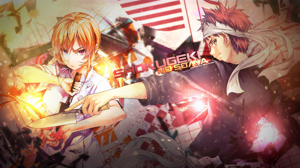 Food Wars: Shokugeki no Soma