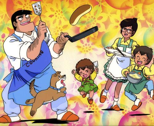cooking papa