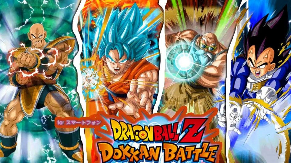 Review Game Android: Dragon Ball Z Dokkan Battle