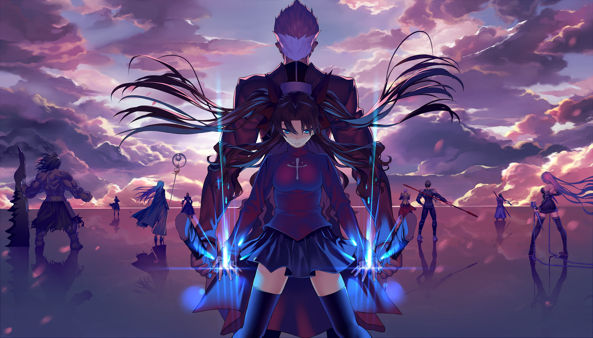 anime Fate Stay Night