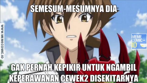 Meme lucu anime