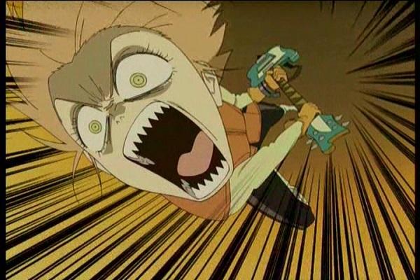 Karakter Anime Wanita Paling Gila dan Sinting