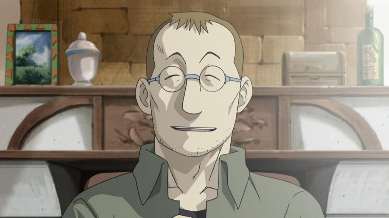 Shou TUCKER - Fullmetal Alchemist