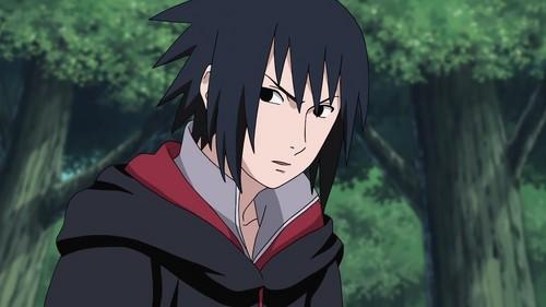Sasuke UCHIHA - Naruto