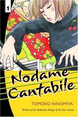 Nodame Cantabile - Anime dan manga musik terbaik