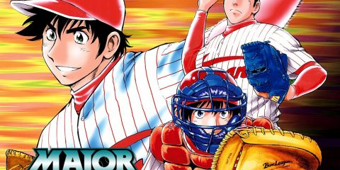major manga baseball