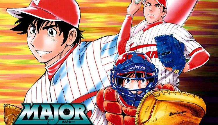 major manga baseball