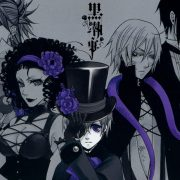manga bangsawan black butler