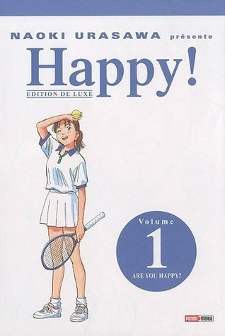 Happy! - manga tenis