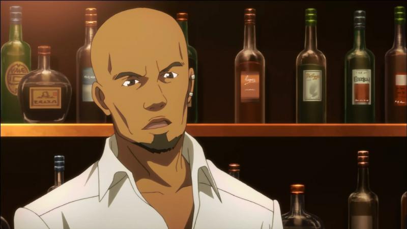 Karakter manga botak terpopuler