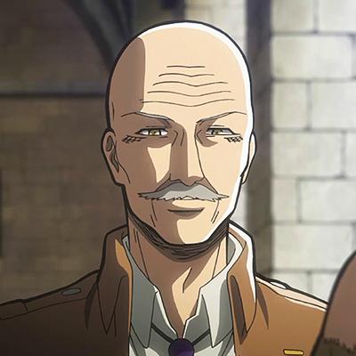 Karakter manga botak terpopuler pilihan fans Terbaik