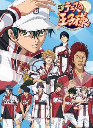 New Prince of Tennis – manga tenis