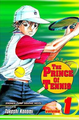 Prince of Tennis - manga tenis