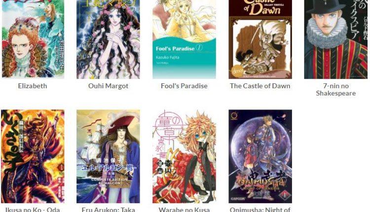 manga abad ke-16 terpopuler-2