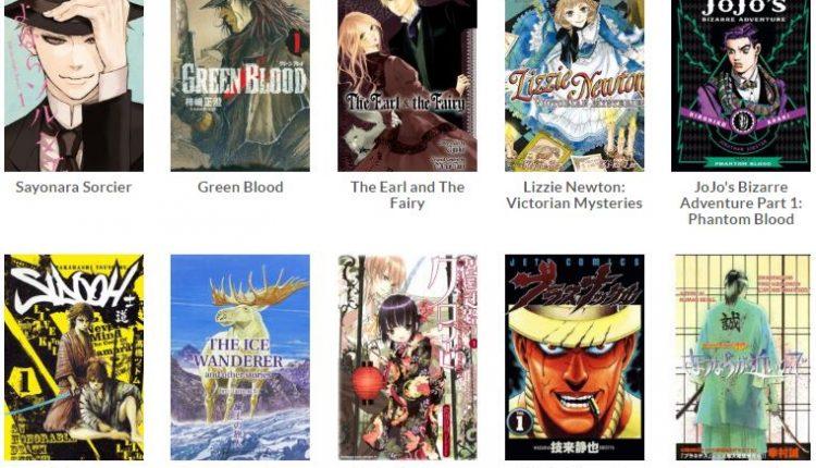 manga abad ke-19 terpopuler-2