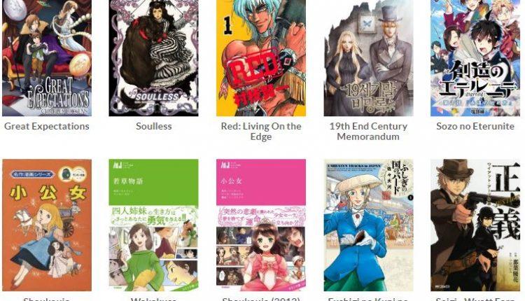 manga abad ke-19 terpopuler-5