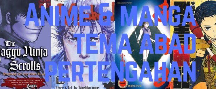 manga dengan tema abad pertengahan