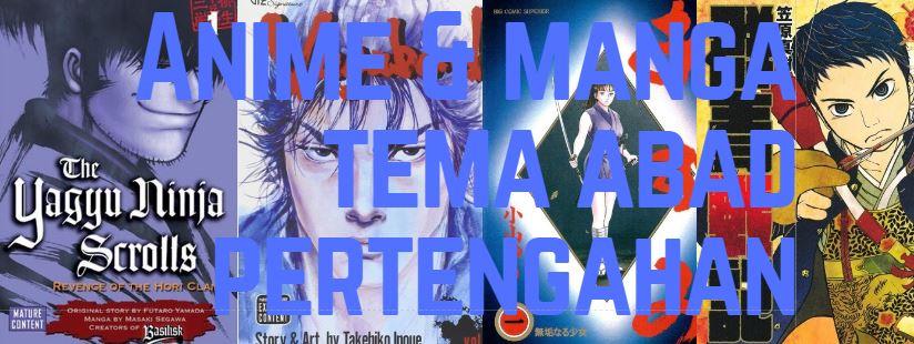 manga abad pertengahan medieval terbaik
