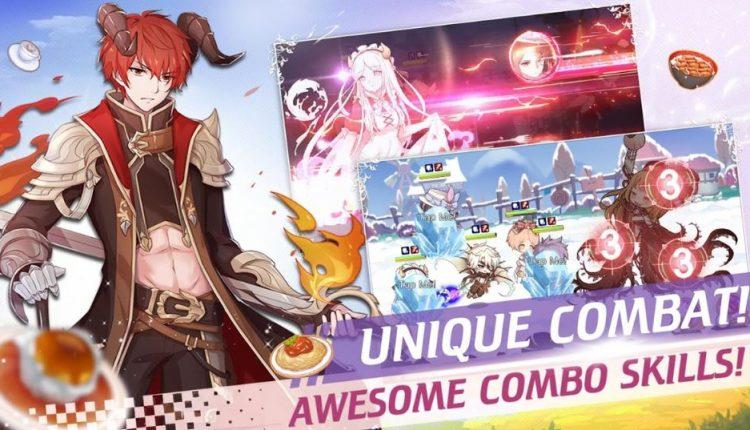 Game Anime Memasak Makanan Android – food fantasy