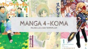 manga 4-koma paling lucu dan terpopuler