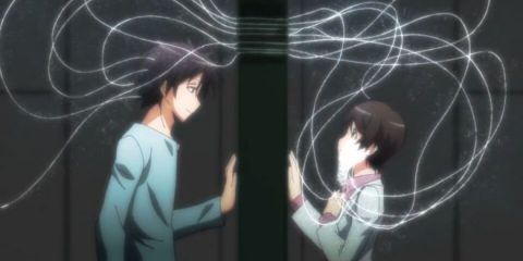 Anime tentang cinta terlarang