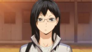 anime cewek berkacamata