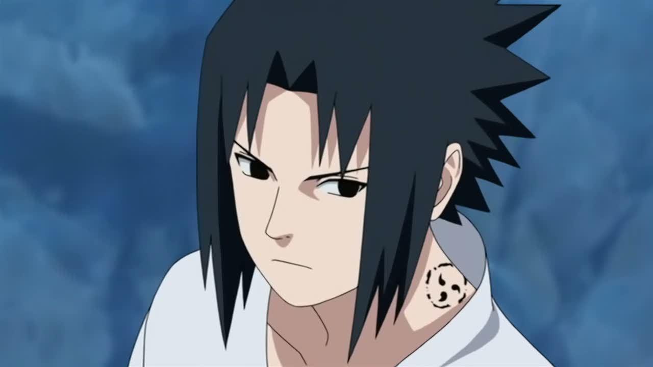 Sasuke Uchiha – Naruto