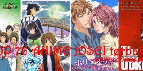 anime josei terbaik