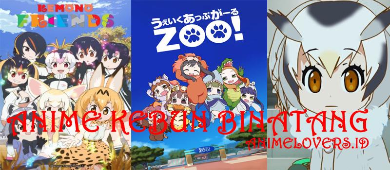 anime kebun binatang