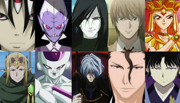 anime penjahat