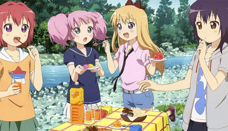 anime yuri terbaik