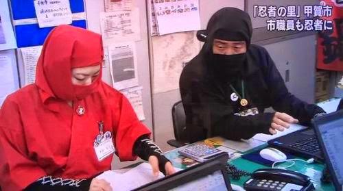 hari ninja jepang ninja day