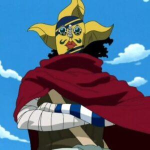 Tokoh Anime yang Identik Dengan Topeng