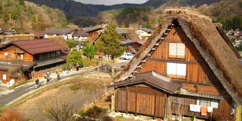 Wisata Jepang: Desa Liburan di Shirakawago