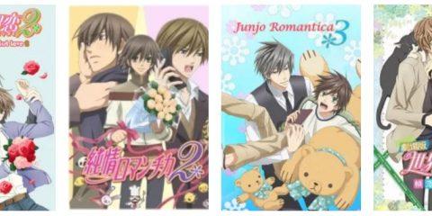 Top Anime dan Manga Tentang Yaoi Hand Syndrome