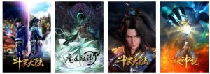 Top Anime dan Manga Xianxia Manhua China