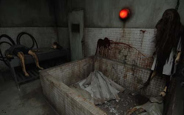 rumah sakit berhantu jepang