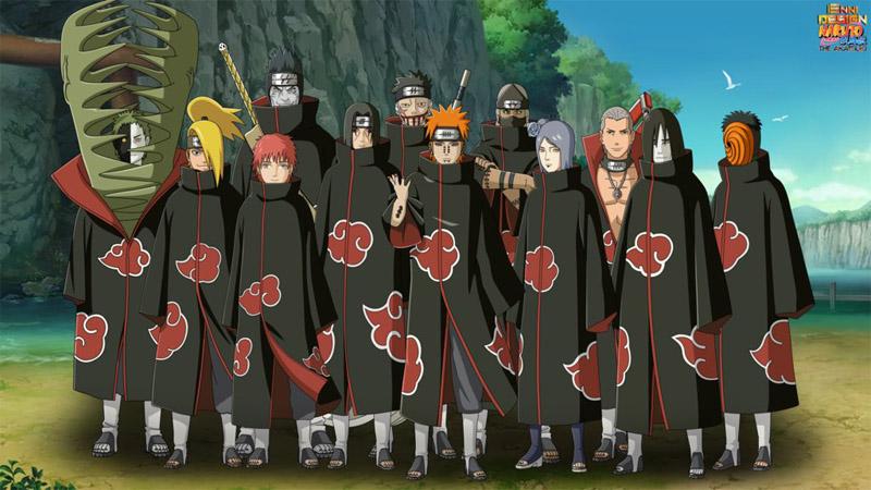 Akatsuki rogue ninja