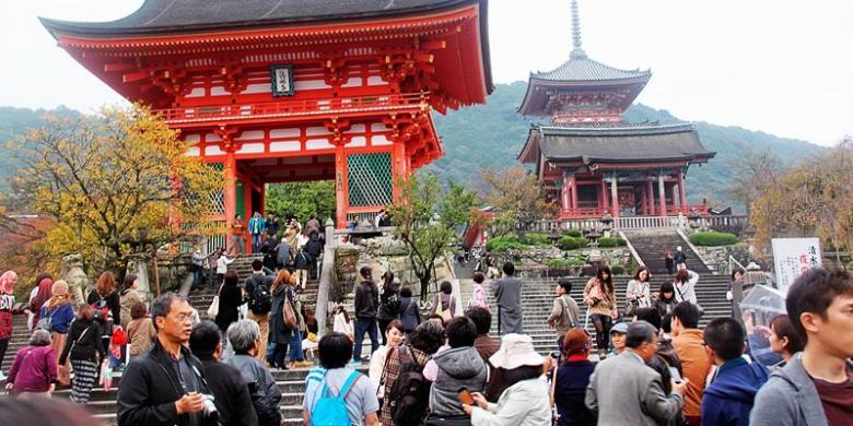 Festival Hinode Kuil Musashi-mitake