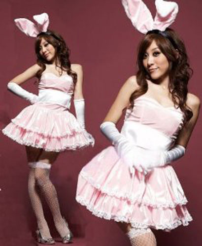 cosplay kelinci