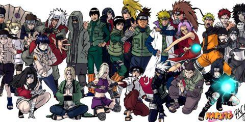 Mengenal Pelindung Dahi Ninja di Serial Naruto