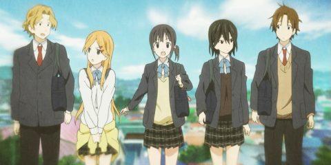 Fakta atau Fiksi Sekolah Anime # 1: Seragam Sekolah