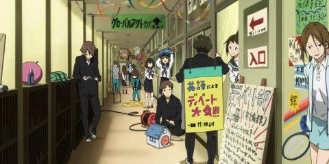 hal yang tidak muncul di Anime Sekolah Jepang