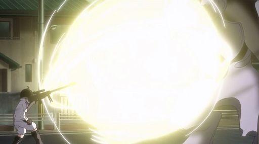 chika amatori penembak jitu terkuat anime
