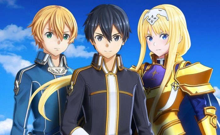 Sword Art Online Alicization season 3