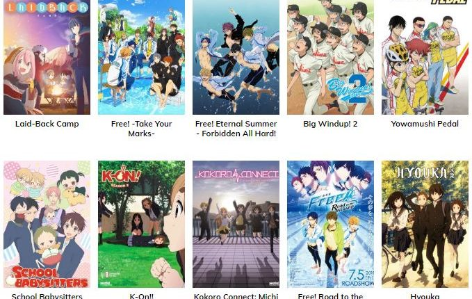 anime klub sekolah 3