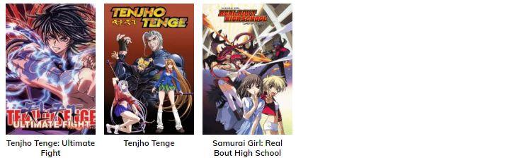 anime sekolah beladiri