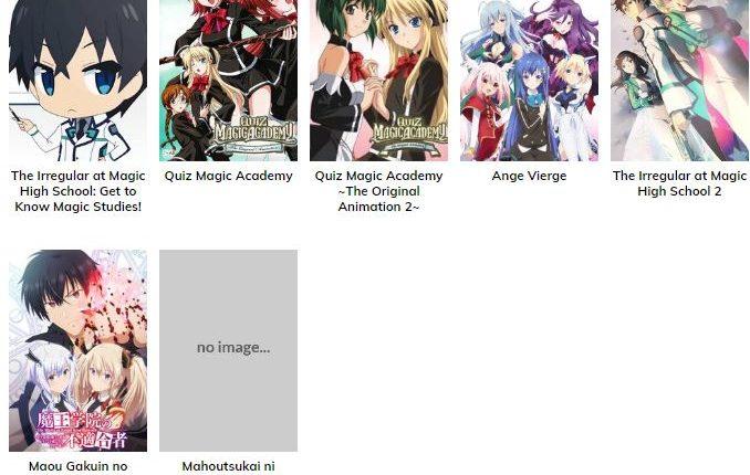 anime sekolah sihir – 5